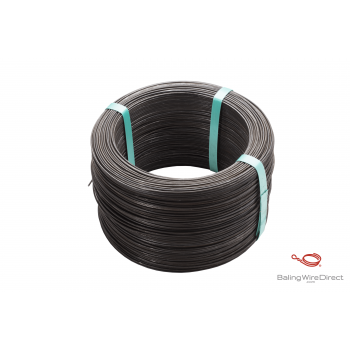 12 Gauge Black Annealed Box Wire